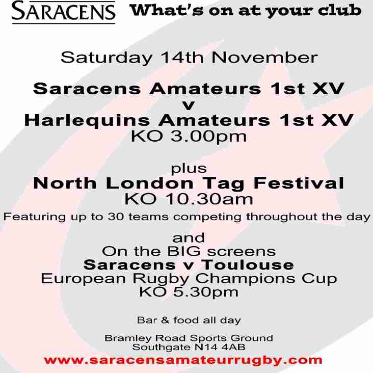 What's on at your club