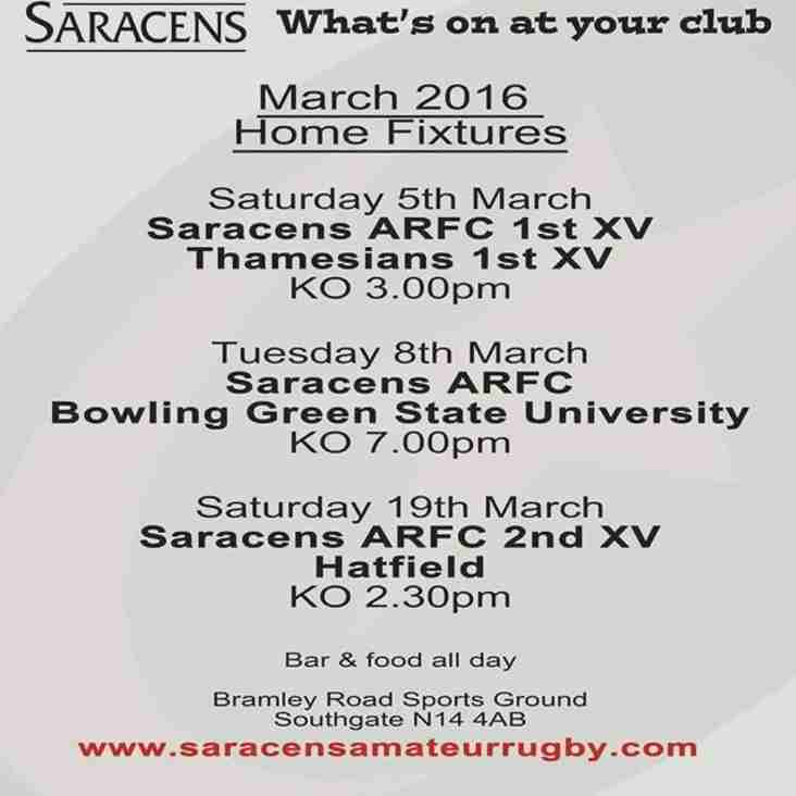 What's on at Bramley Road