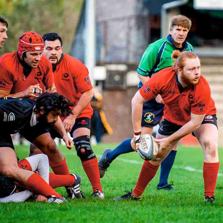 UCSOB V Saracens Amateur Mens 1st XV