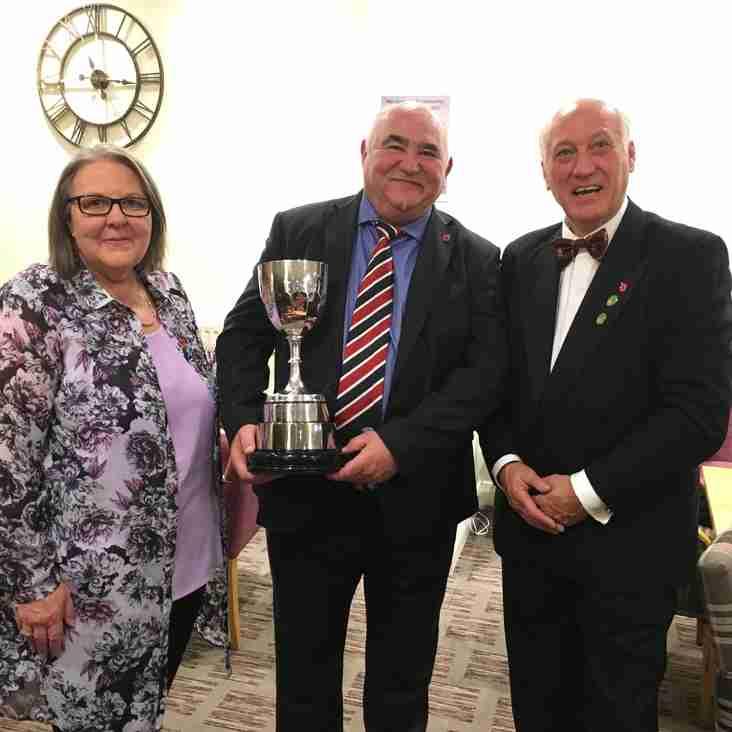 Saracens ARFC Hertfordshire Referee's Award
