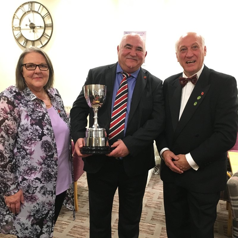 Saracens ARFC Hertfordshire Referee's Award