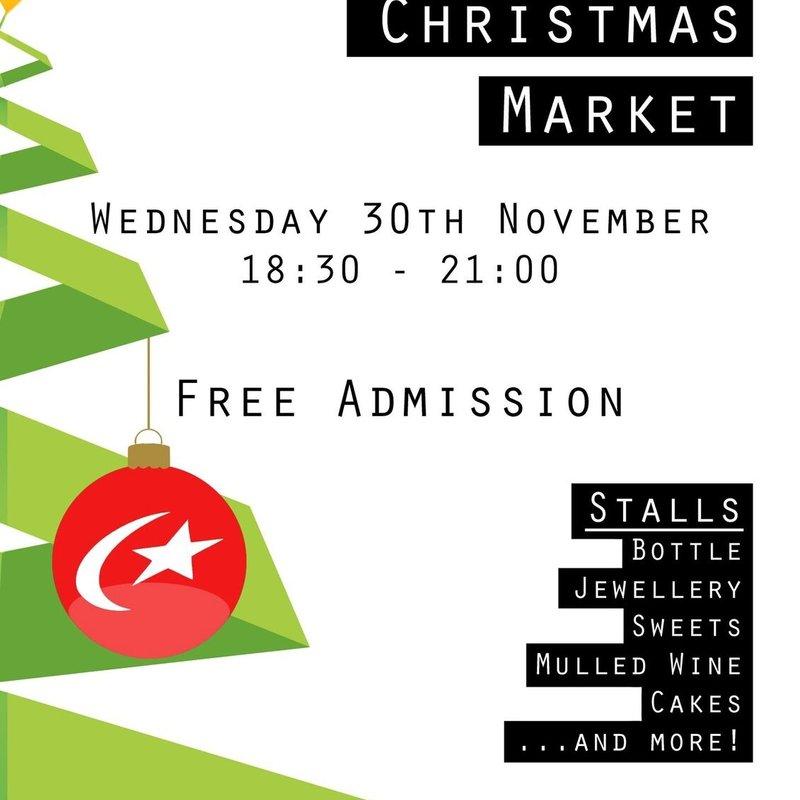 Saracens Christmas Market