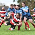Weston v Crusaders