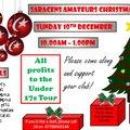 Saracens ARFC Christmas Fair