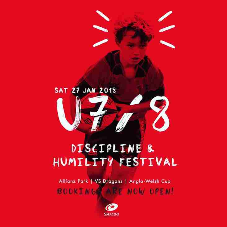 Discipline and Humility Festival