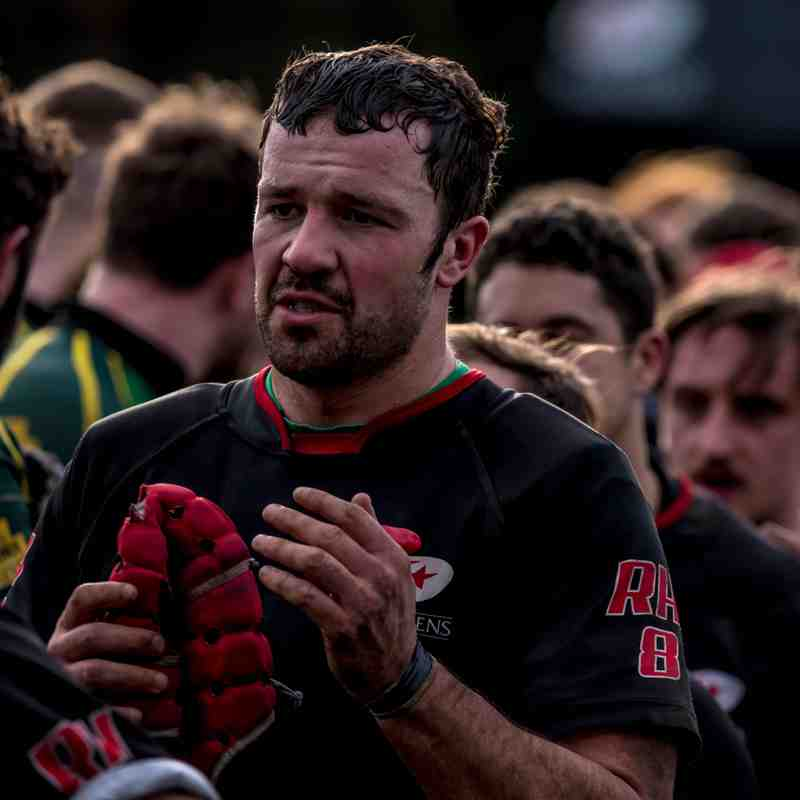Saracens v Finsbury Park 9th March 2019