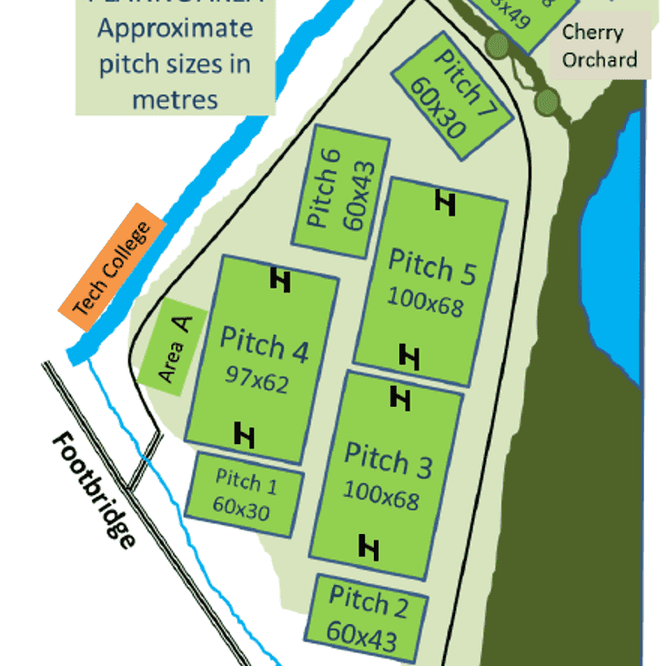Mini Junior Pitch Allocation