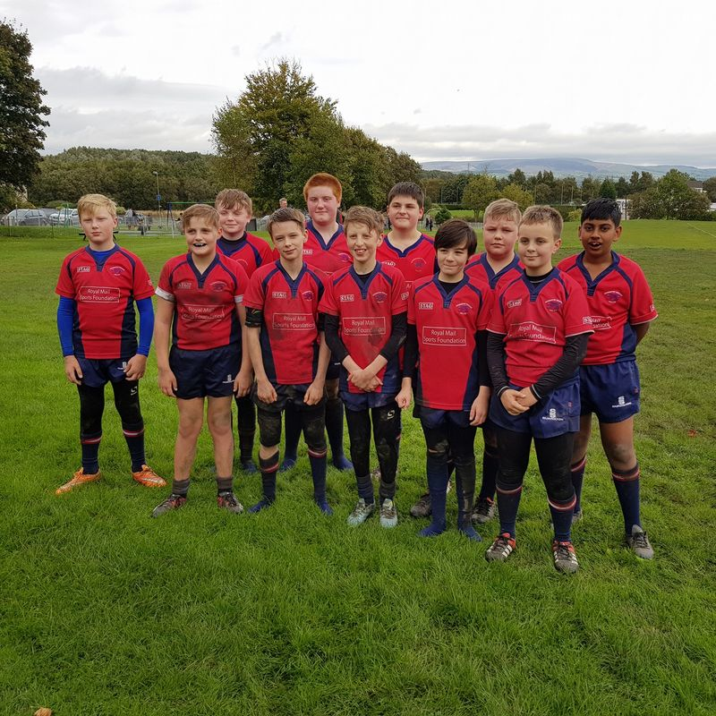 Under 13's lose to Chorley Panthers 52 - 0