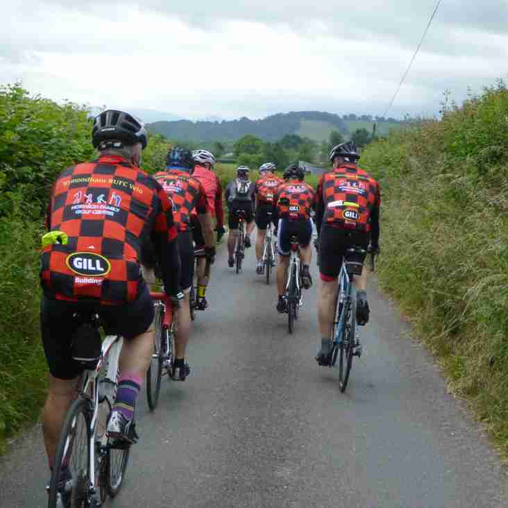 Ride the County and Raise Cash