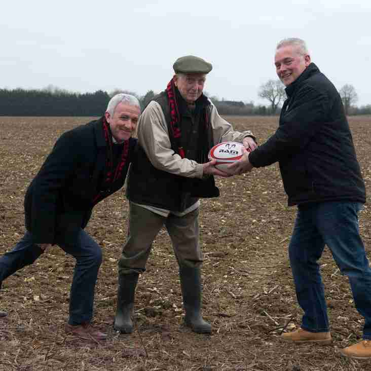 Wymondham Rugby gets its Field of Dreams
