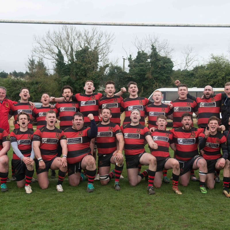 Wymondham Crowned Champions