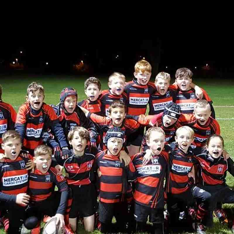 U11's v Portsmouth RFC 10th  November
