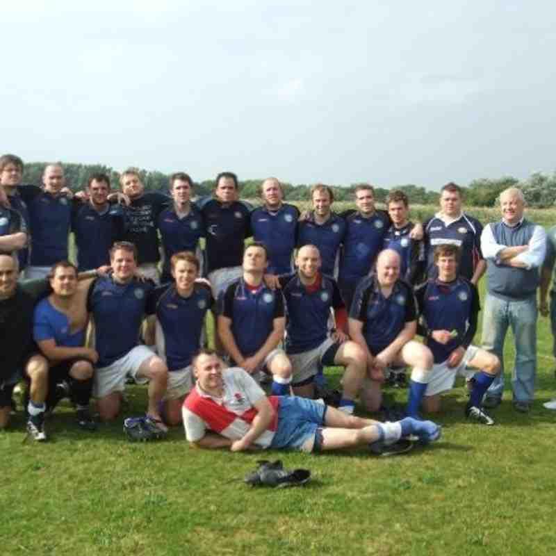 1st XV squad (early 2008-2009 season!)