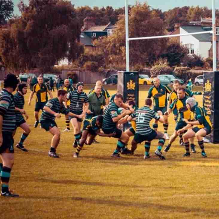 KCH 1st XV v Sittingbourne 1st XV