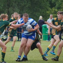St.Annes v Mayfield u15s