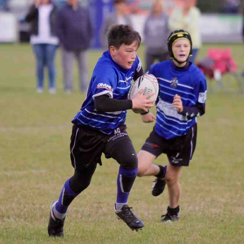 Mansfield Vs Saints U14s 270915