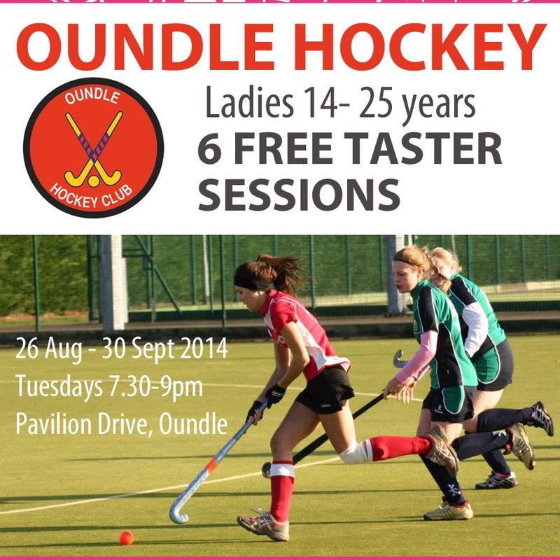 Girls / Ladies Taster Sessions U25's