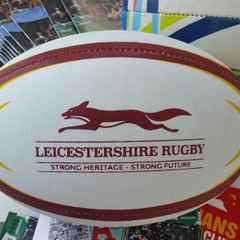 Leicestershire vs Northumberland at Leicester Forest Rugby Club - 21 May, 2.30pm KO