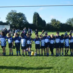 U9's Vs Syston - 2nd Oct