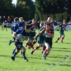U14's  vs Broadstreet - Oct 9th 2016