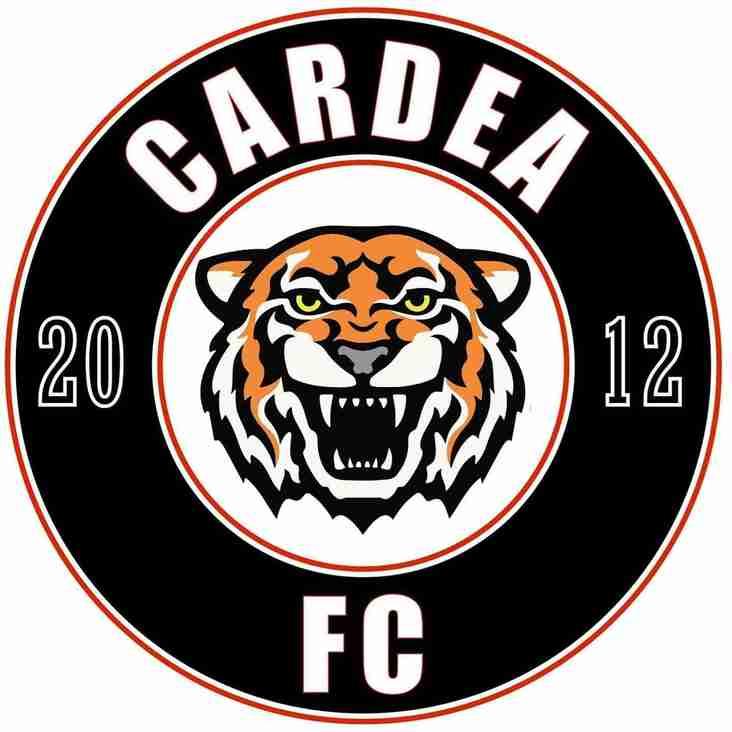 CARDEA FC BOLSTER SQUAD