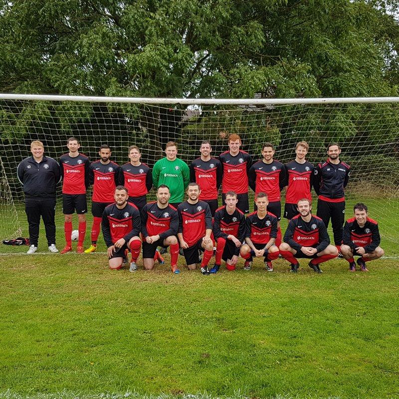 Sunday 1st Team beat Farcet Utd 2 - 4