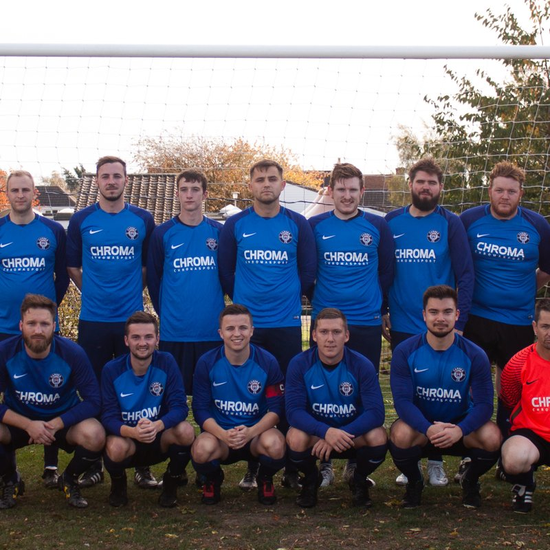 Reserves lose to Stanground Sports FC 2 - 0