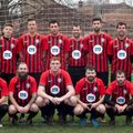 1st Team lose to Huntingdon Town Reserves 4 - 1