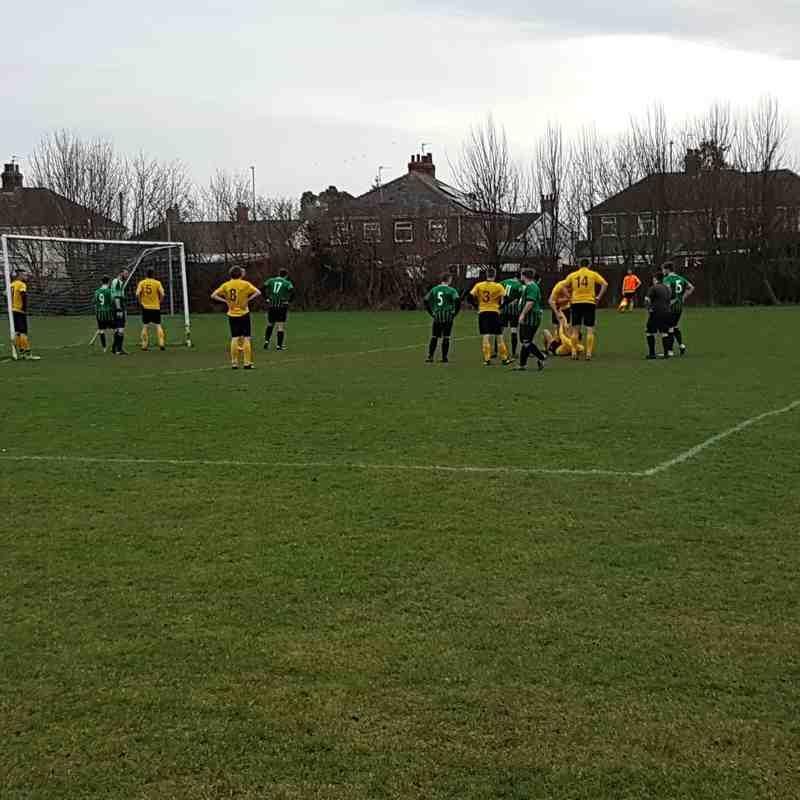 Cardea Reserves vs Casterton FC 12/01/19