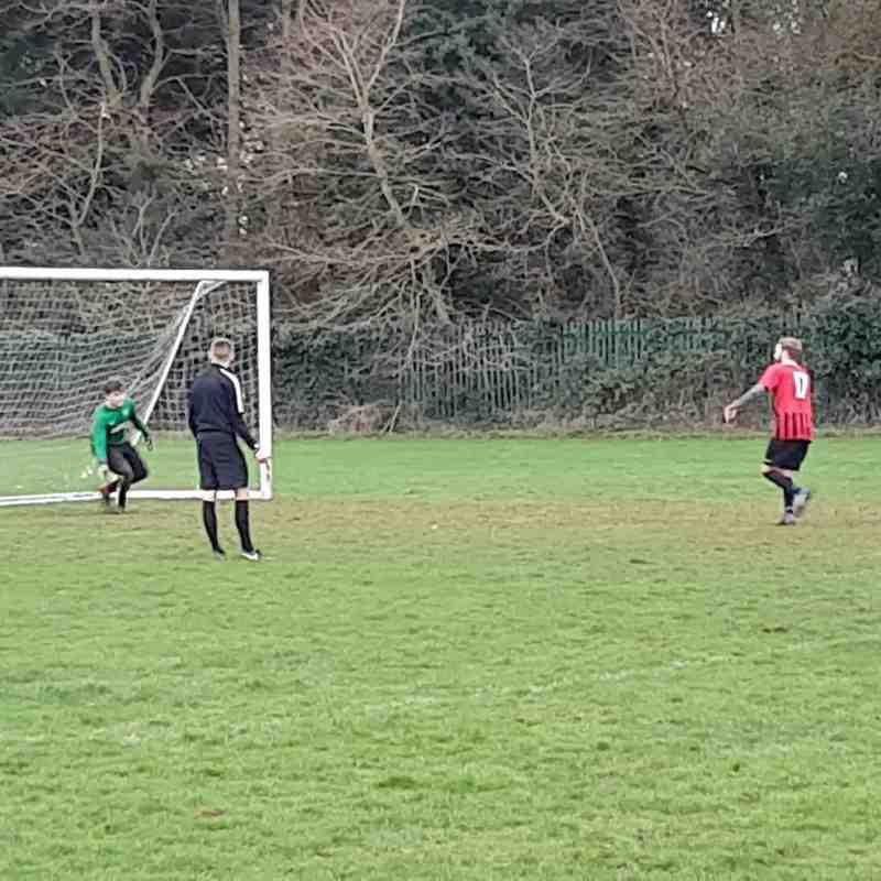Feeder FC vs Cardea FC 19/01/19