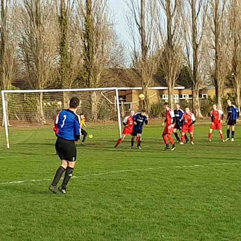 Spalding Athletic vs Cardea FC 26/01/19