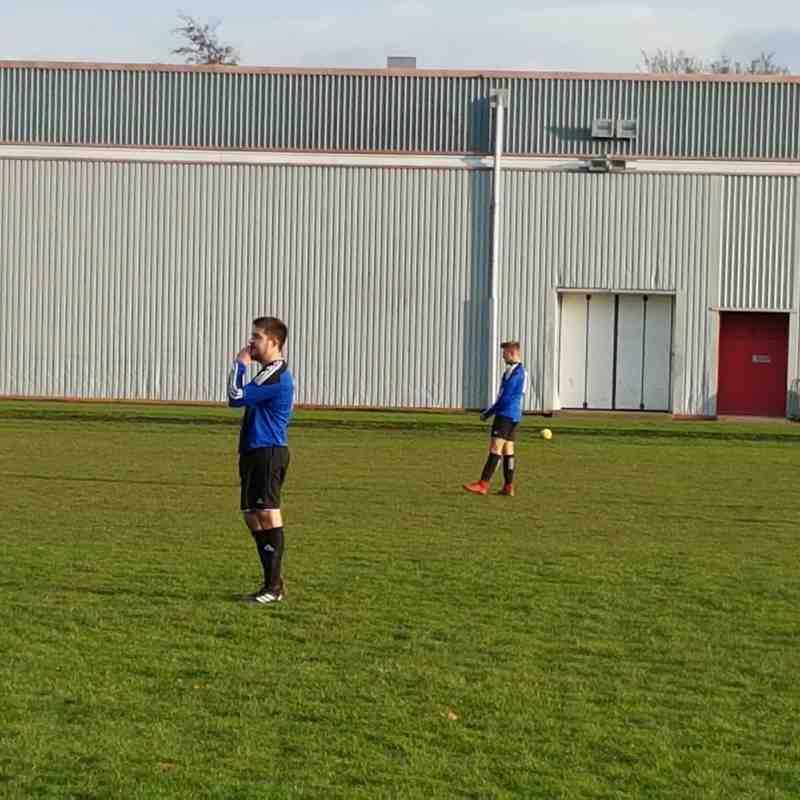 Spalding Athletic vs Cardea FC 26/01/19