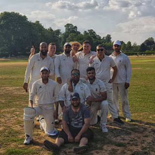 Ricky 2nds beat Botany bay to make it 5 wins in a row!