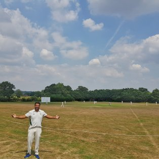 Total Cricket from Rickmansworth!