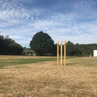 The annual Sunday XI match against the Great Missenden Pelicans