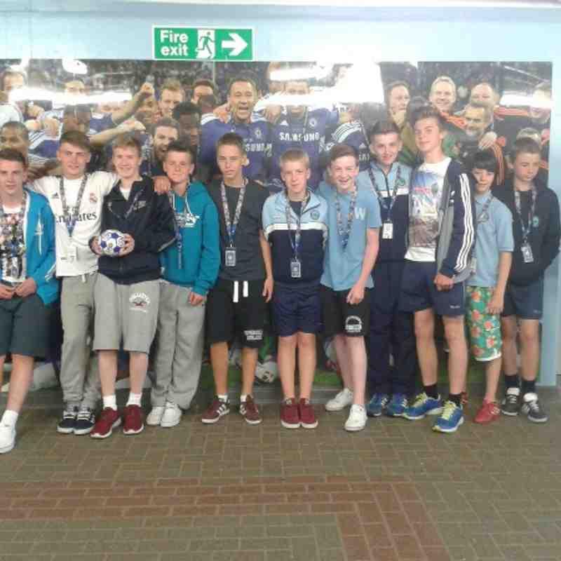 Greenisland U15/U16 London