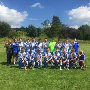 Royton Town 1  Wythenshawe Amateurs 2