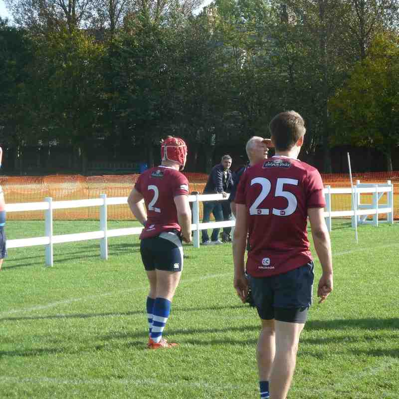 Colts v DMP in National Cup Oct. 2014