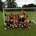 Thatcham Tornadoes Football Club vs. TBC CUP FINAL