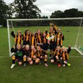 Thatcham Tornadoes Football Club vs. Wargrave Girls Leopards