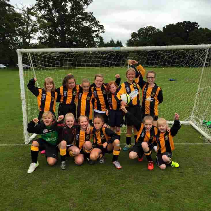 First match of the season - friendly vs Tilehurst Panthers