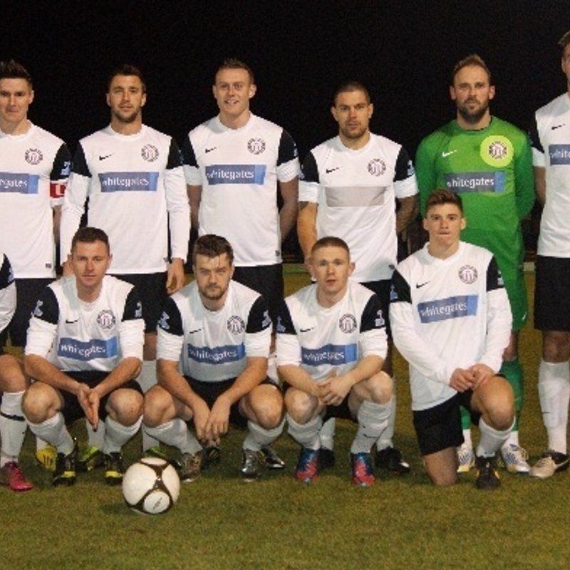 First Team lose to Coventry United 2 - 1