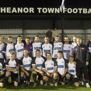 Heanor red hot at Belper United