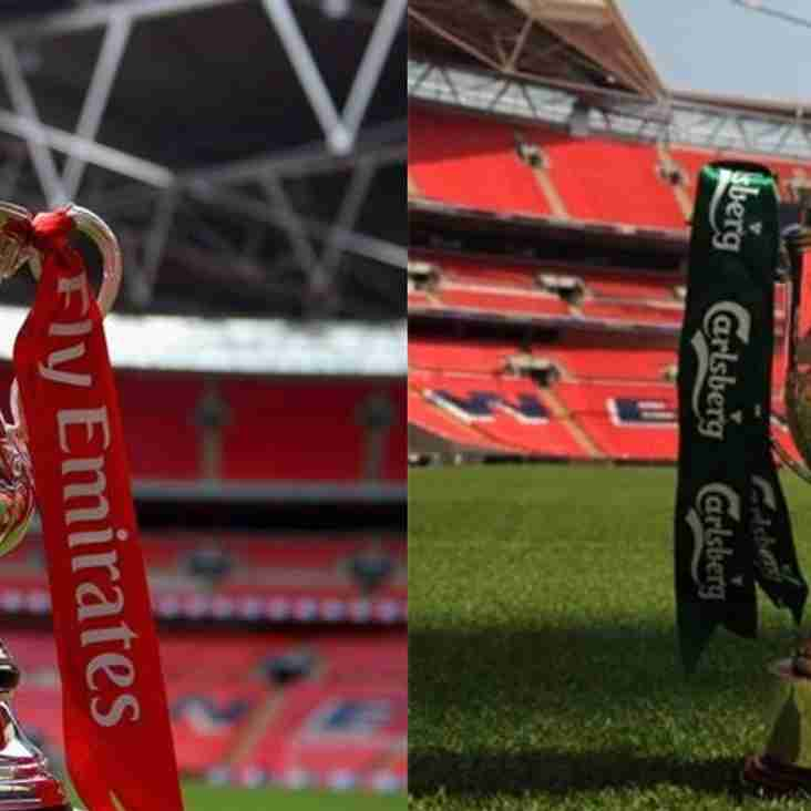 FA CUP AND FA VASE OPPONENTS ANNOUNCED