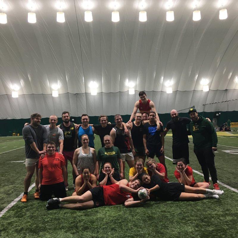 Indoor Training 2018