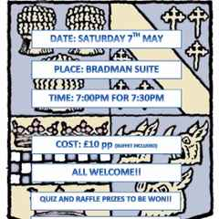 Aberdeenshire CC Quiz Night