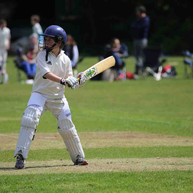 Under 11's vs Addiscombe Home
