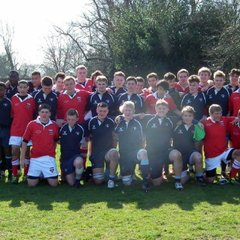 Kent U17 Vs Combined British Schools U17