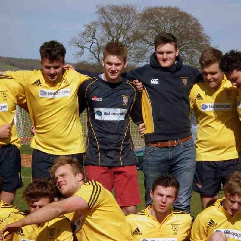 Sevenoaks v Canterbury U18 - 12/04/15