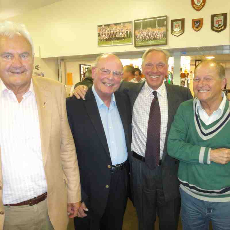 Trustees of Clifton RFC  (less Eskell and Kent)